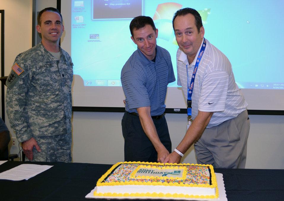 Sacramento District celebrates 237th Army Birthday