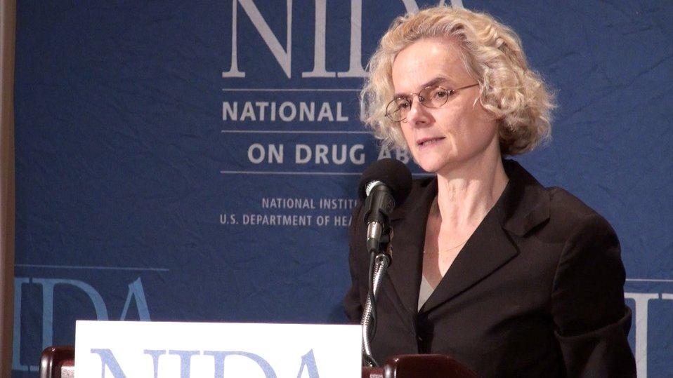 Dr. Nora Volkow, NIDA Director
