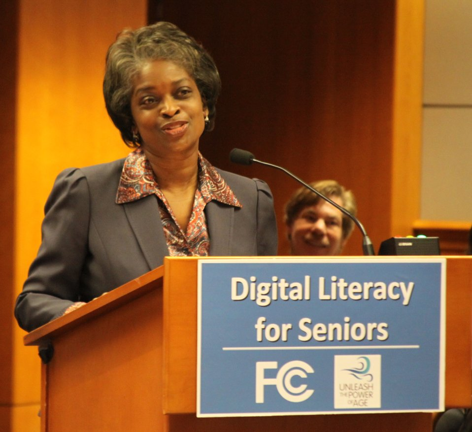Commissioner Clyburn's Remarks:  Digital Literacy for Seniors:  How the Internet Can Benefit Older Americans, April 24, 2013