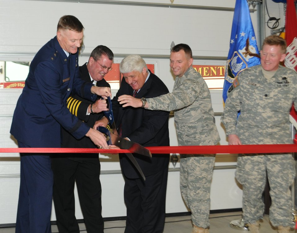 Corps completes first Gold-rated facility at Hill Air Force Base