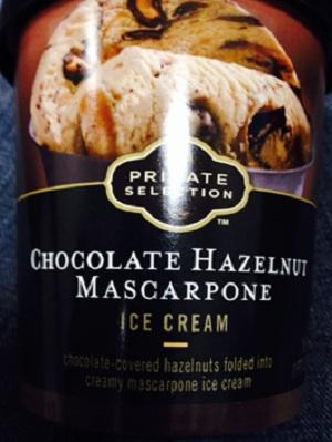 RECALLED – Chocolate Hazelnut Mascarpone Ice cream and Caramel Hazelnut Fudge Truffle Ice cream