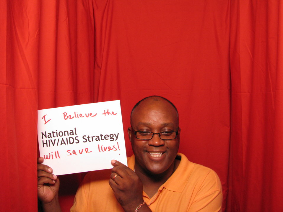 I believe the National HIV/AIDS Strategy will save lives!