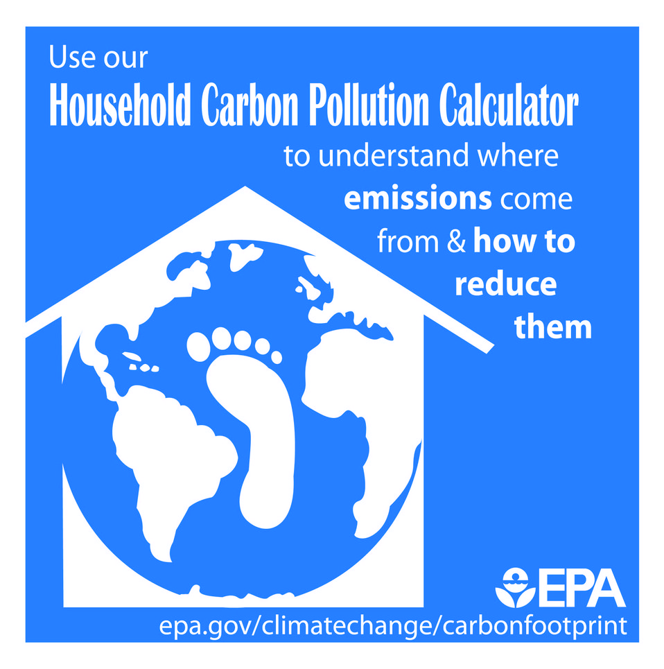 Household Carbon Pollution Calculator