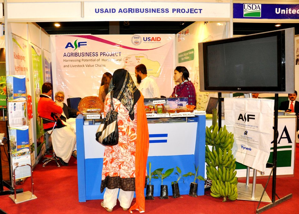 USAID Agri Business Project at the DAWN Agri Expo