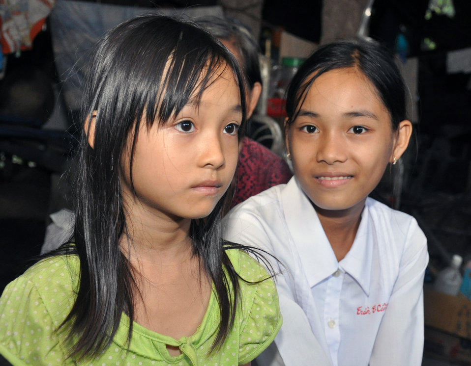 Supporting Girls Education in Vietnam