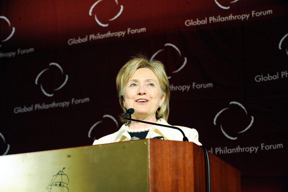 Global Philanthropy Forum Conference