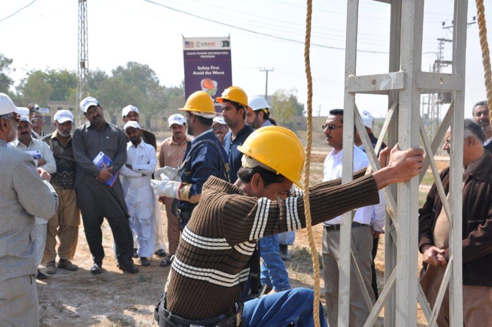 Power Distribution Safety Training Program