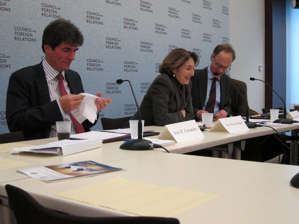 Assistant Secretary Fernandez Participates in a Roundtable Discussion