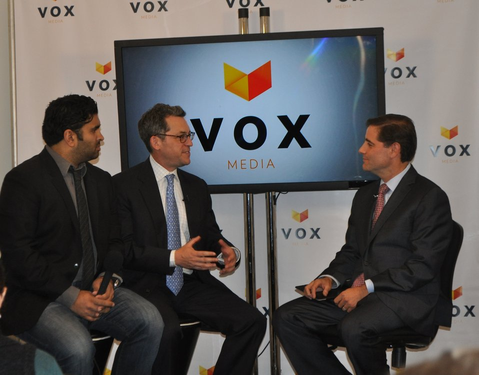 Broadband Challenges and Opportunities, at Vox Media