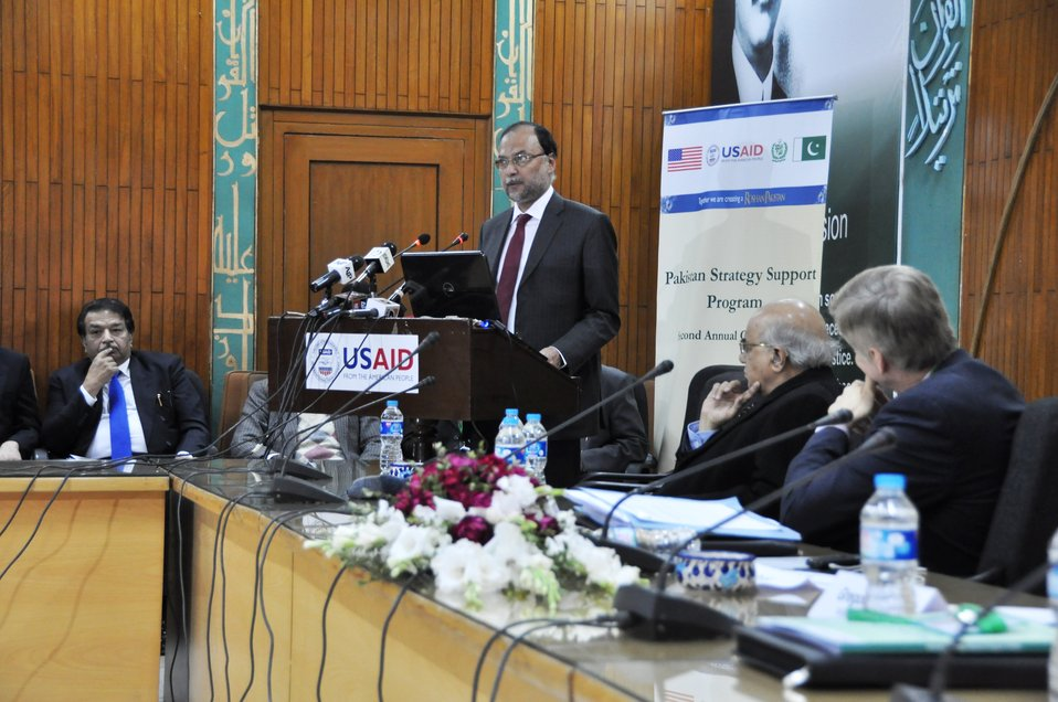 Jan 21, 2014- PSSP Event in Islamabad