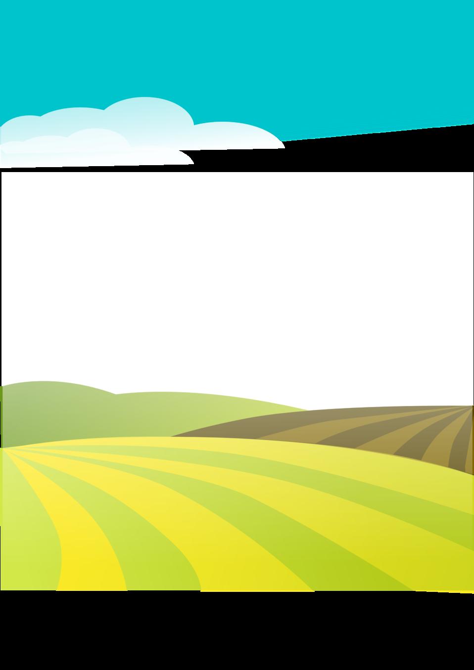 Landscape Illustration Vector Free: Public Domain Clip Art Image