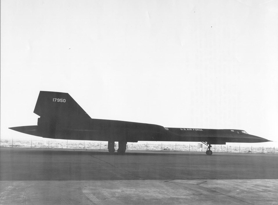 First SR-71A-LO delivered