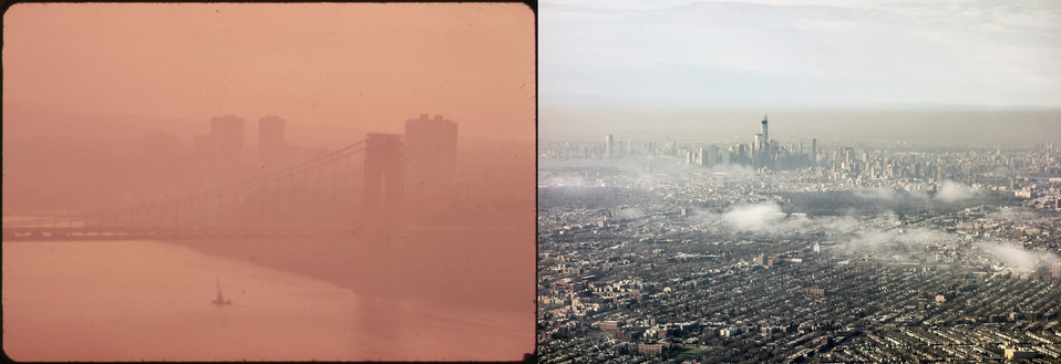 Are we better off? NY Skyline 40 Years Later