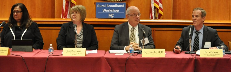Rural Broadband Workshop:  March 19, 2014