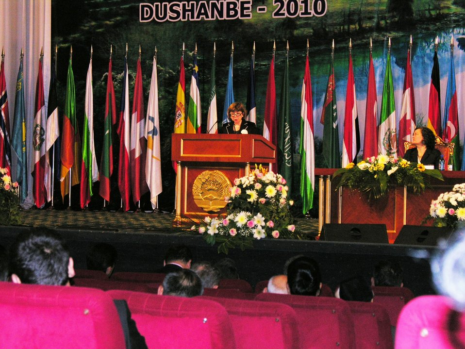 Senior Advisor Spirnak Delivers Remarks at the Water for Life International Conference