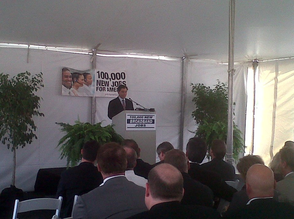 100,000 Broadband Jobs