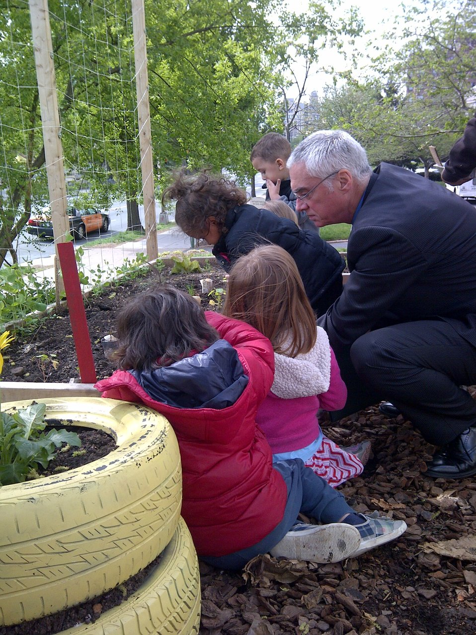 April 23, 2013 – Celebrating Earth Day with Kids