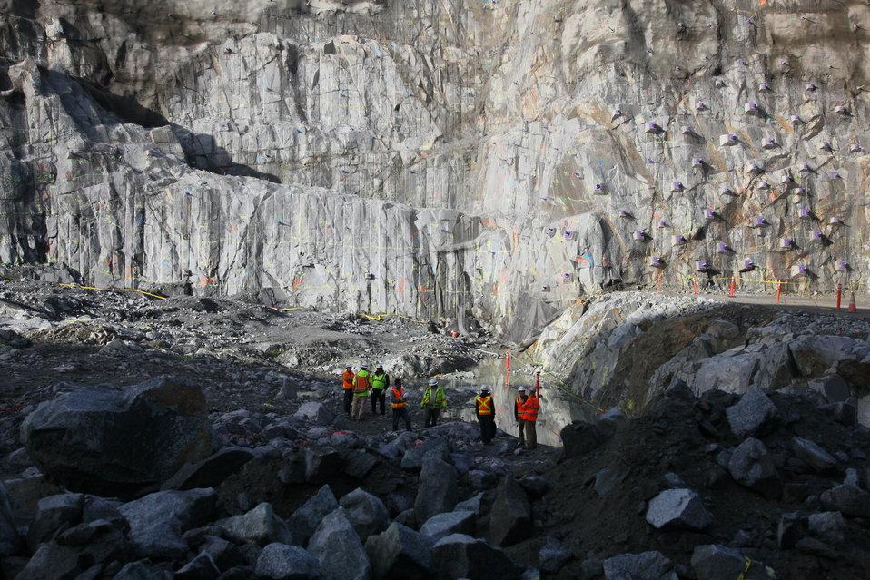 Evaluating the Folsom Dam auxiliary spillway foundation