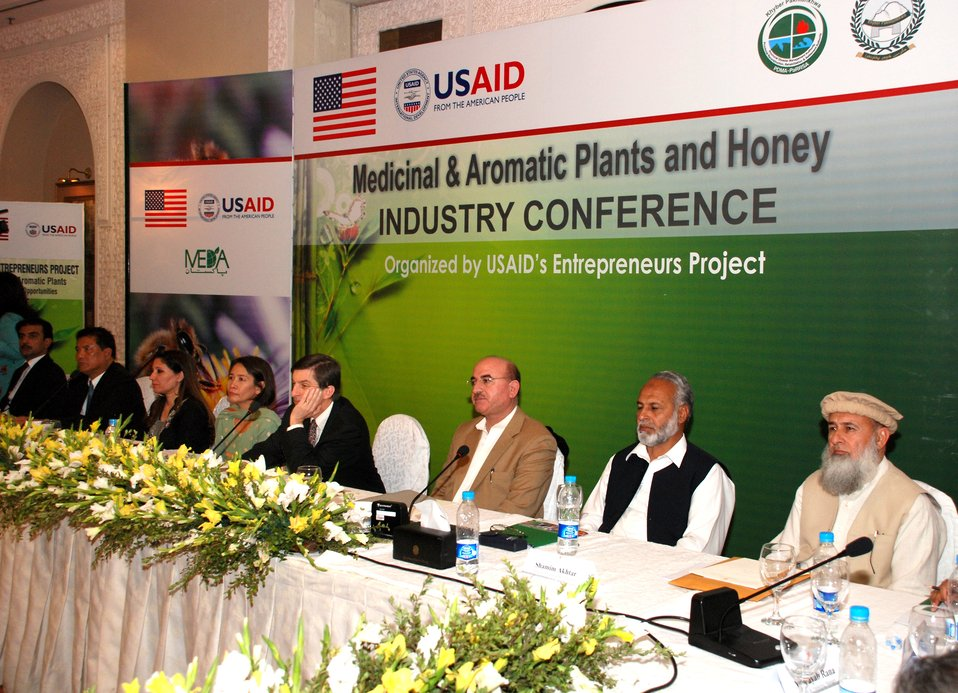 Industry Conference- Medicinal Plants and Honey
