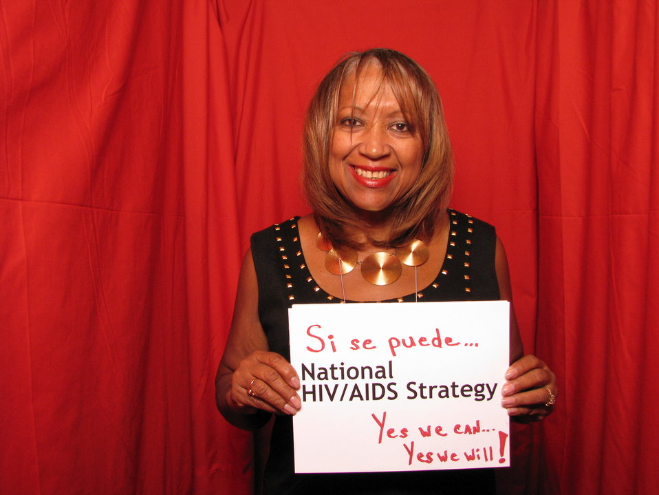 Si Se Puede...National HIV/AIDS Strategy. Yes We Can...Yes We Will!