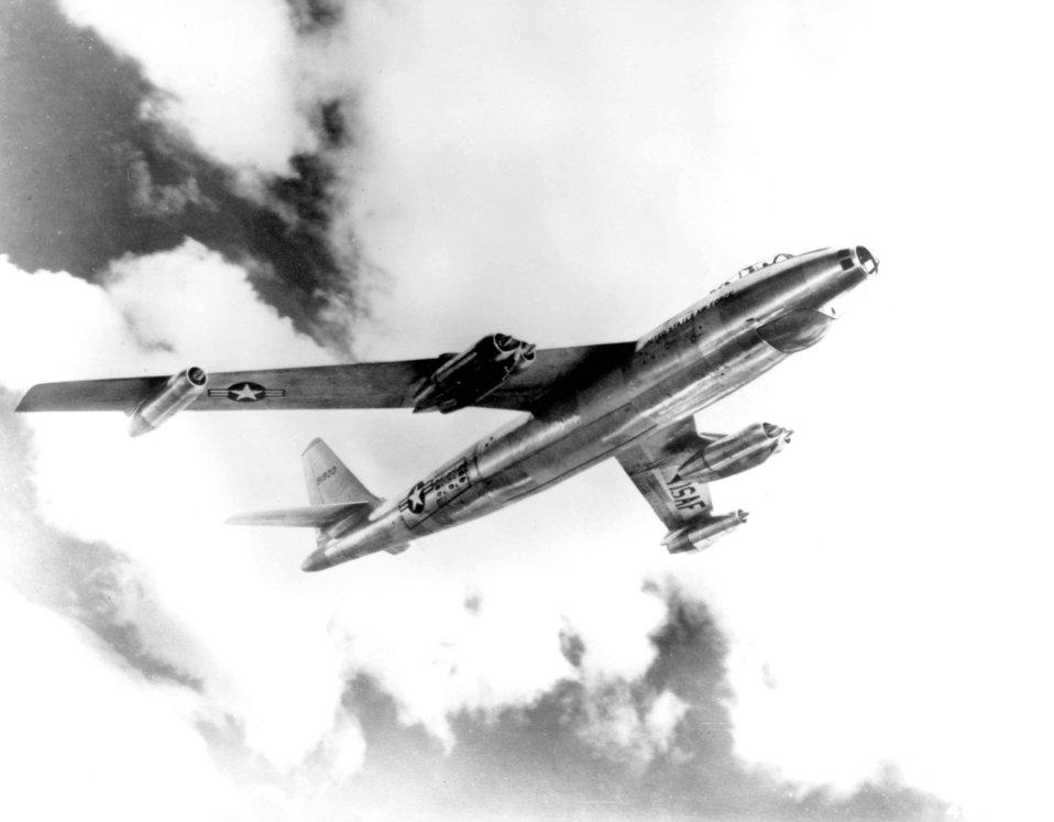 B-47A Stratojet