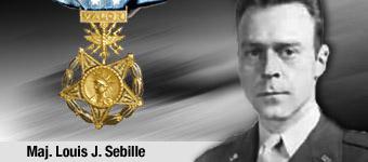 Maj. Louis Sebille