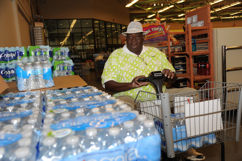 Keesler takes preventative measures to prepare for Isaac
