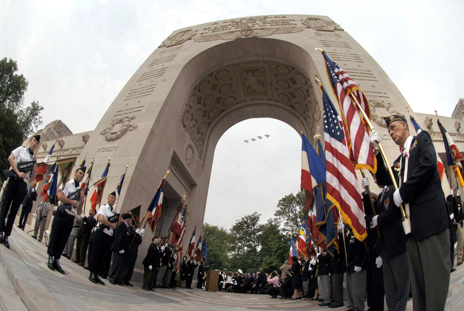 Early combat aviators honored