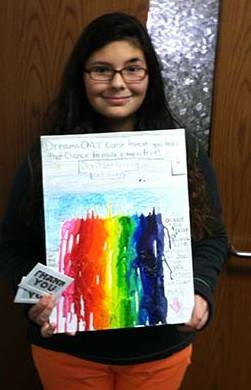 NDFW Poster Contest Winner in Wisconsin