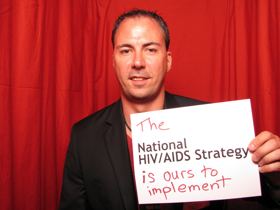 The National HIV/AIDS Strategy is ours to implement