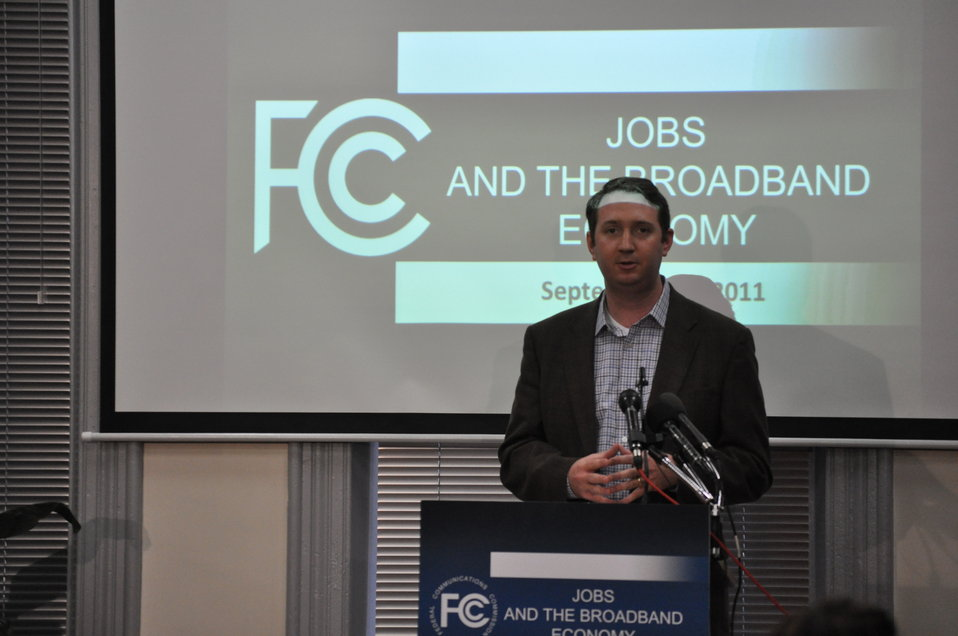 Jobs and the Broadband Economy