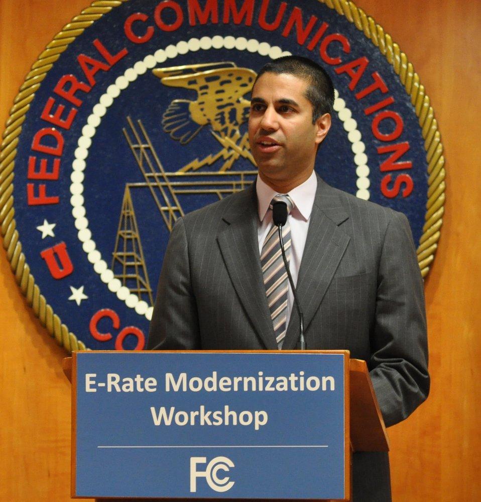 5.6.2014 E-Rate Modernization Workshop