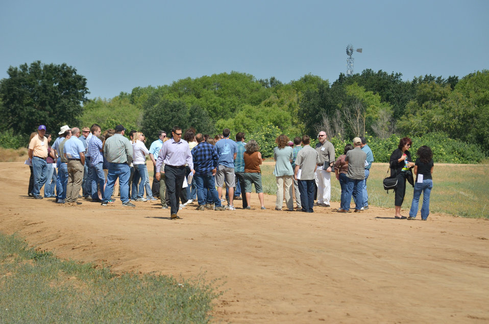 The Water Education Foundation's Flood Management Tour