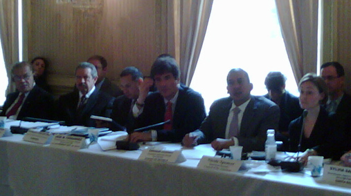 Assistant Secretary Fernandez Participates in the U.S.-Central America Renewable Energy Forum III