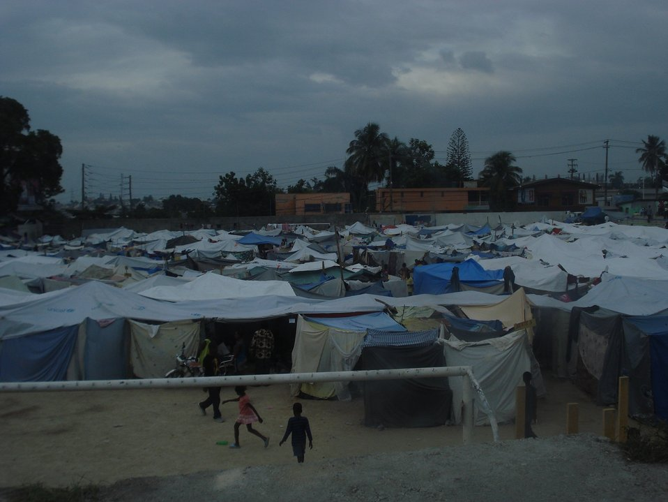Tent City (Haiti Earthquake - 2010)
