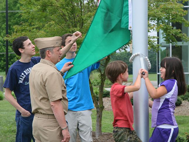 June 22 - Raising the air quality index flag