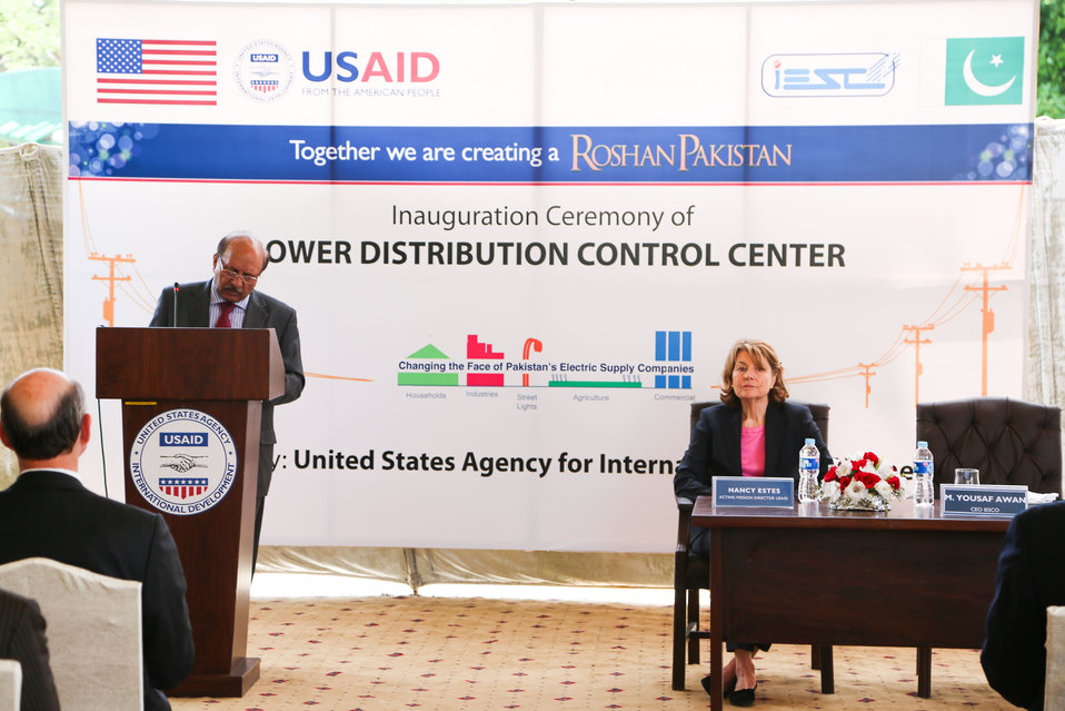 U.S. Improves IESCO's ability to Reduce Unscheduled Load Shedding