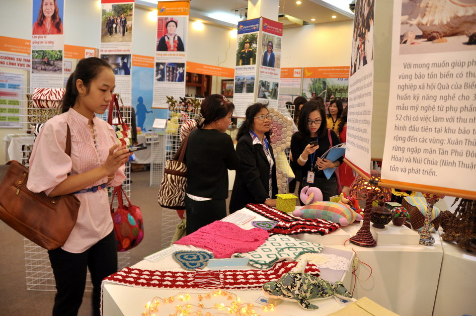 Vietnam Women Innovation Day 2013