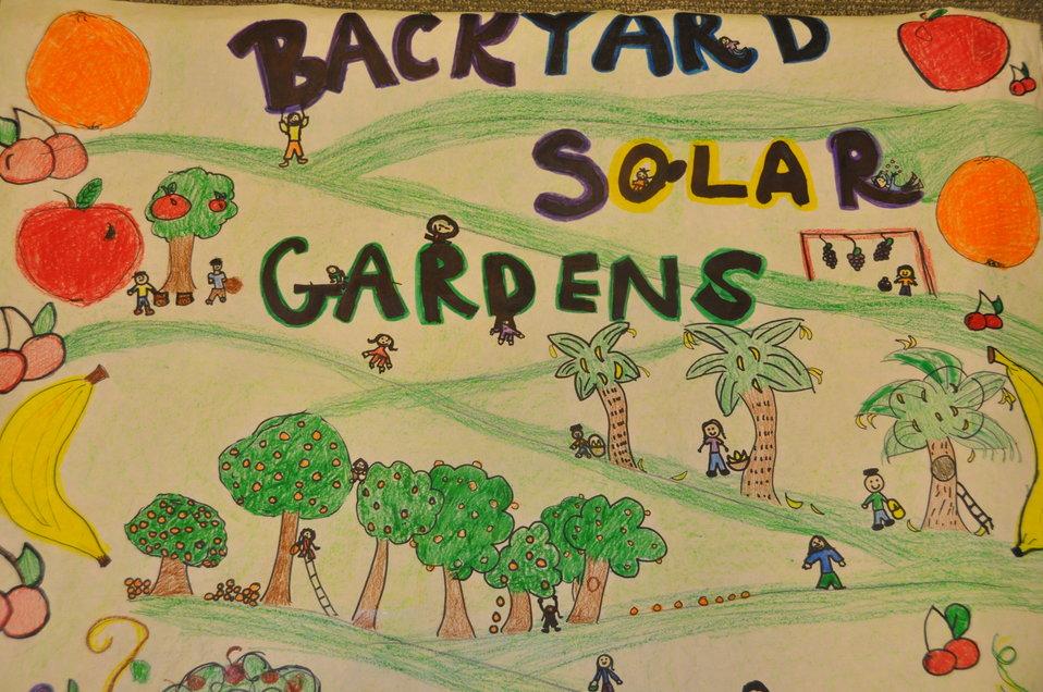 Classroom project, Grade 5, Rhode Island