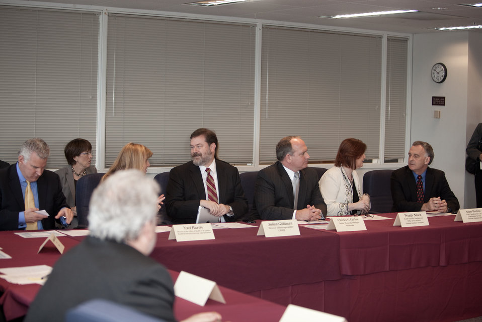 mHealth Attendees at FCC's Headquarters