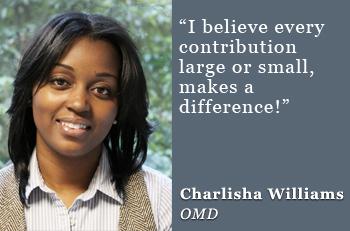 Charlisha Williams