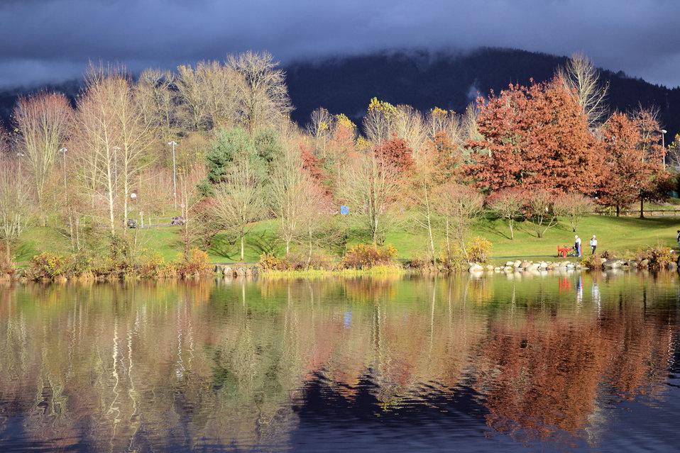 La farge lake