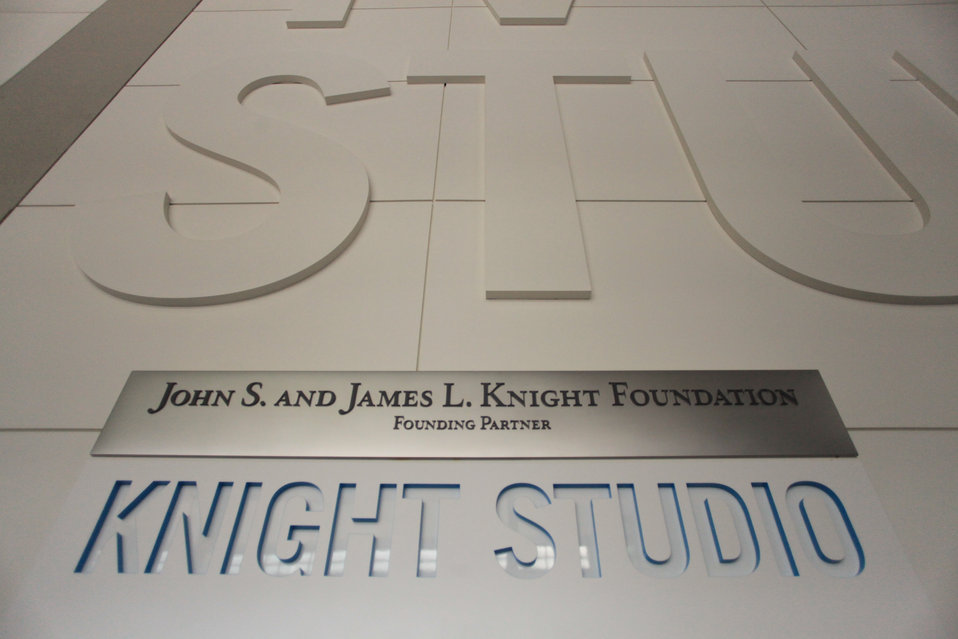 Knight Studio at the Newseum