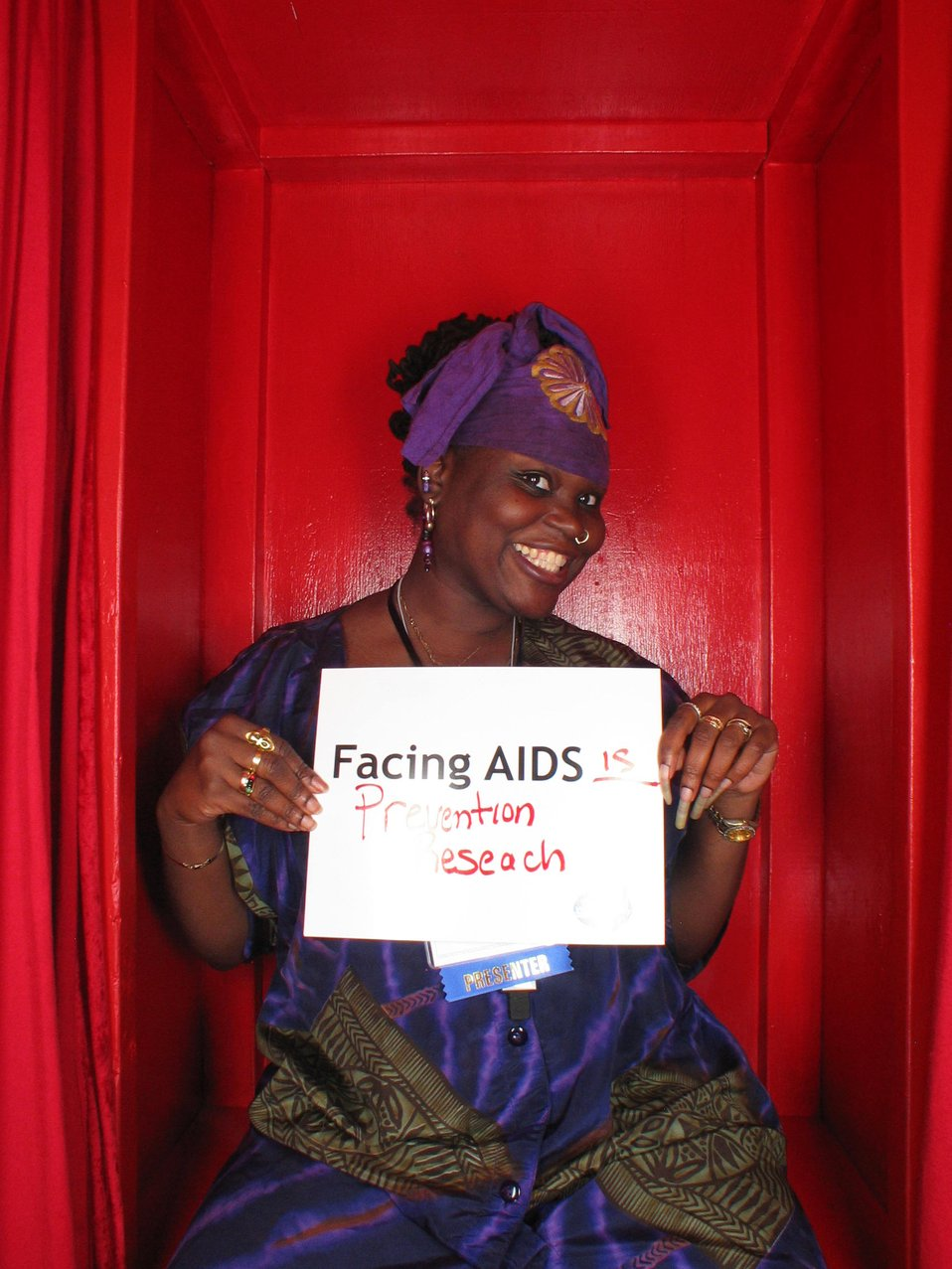 Facing AIDS is prevention research