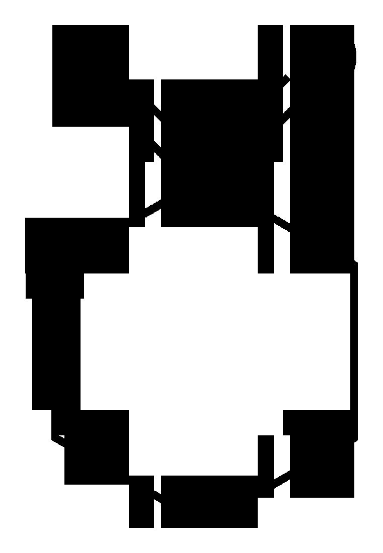 Skeletal formula of 1,4-butanesultone