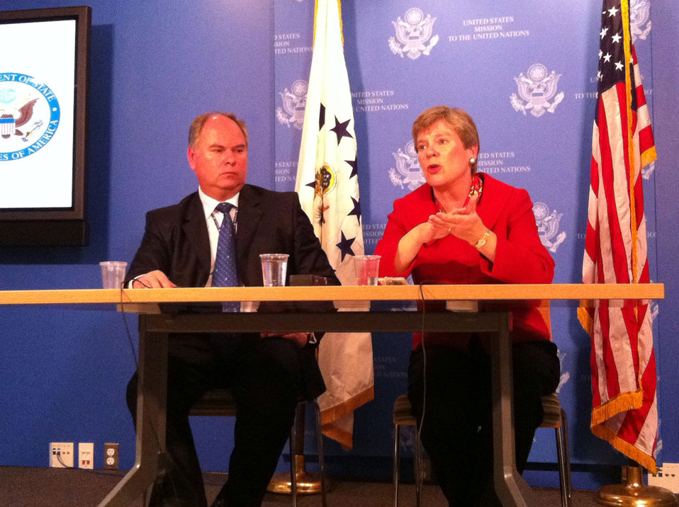 Assistant Secretary Gottemoeller Discusses Implementation of the New START Treaty