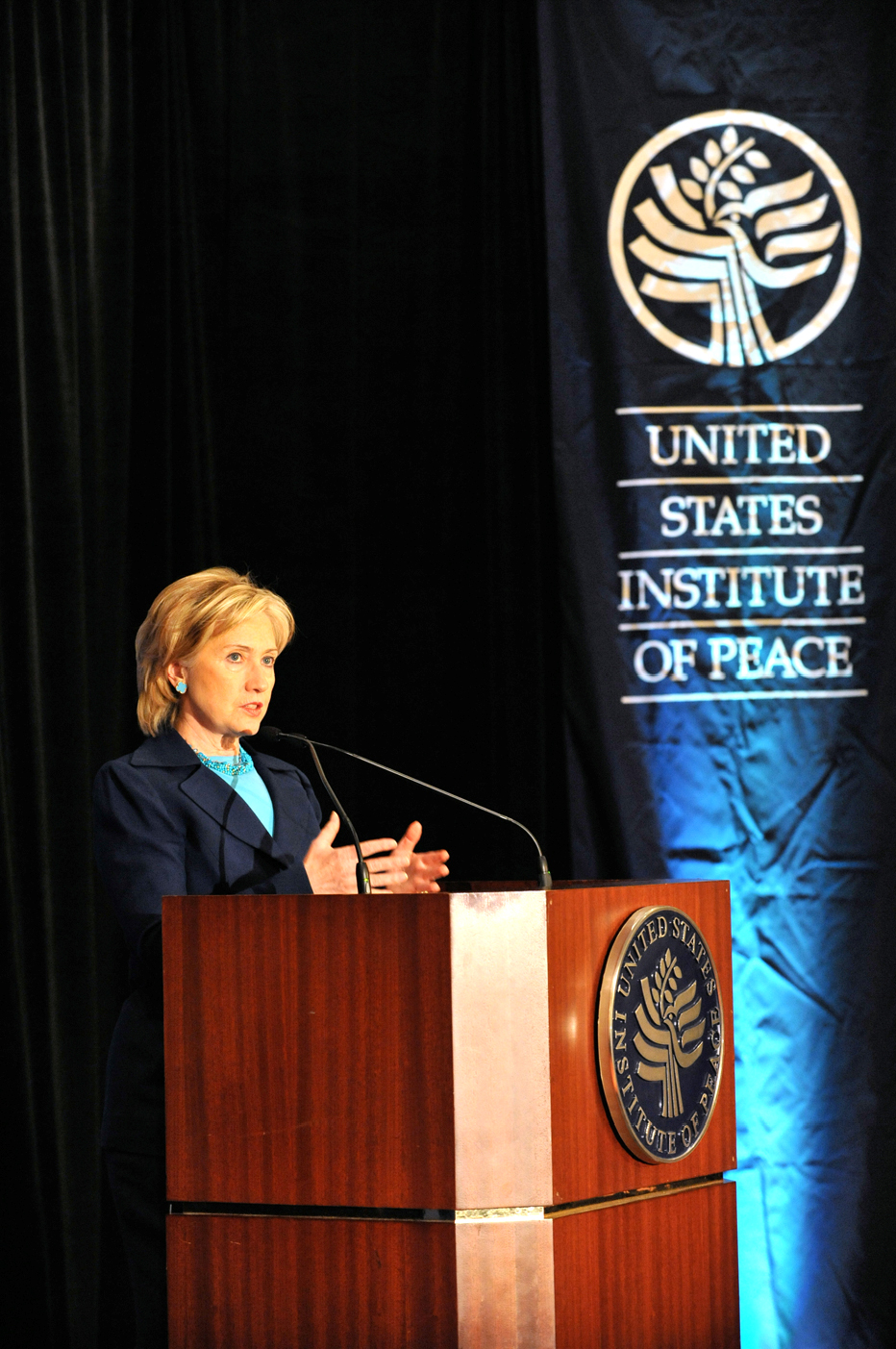 Secretary Clinton Remarks on Nonproliferation