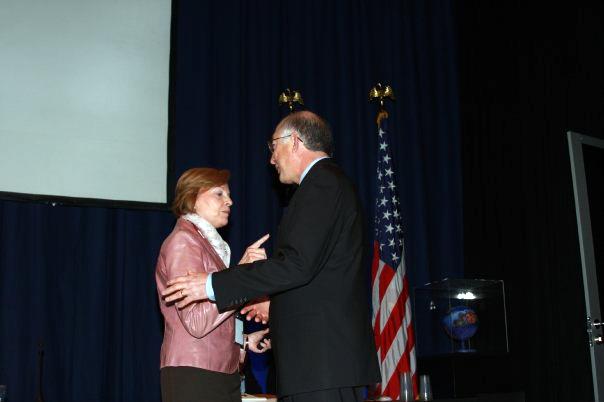 U.S. Ambassador to Denmark Laurie Fulton