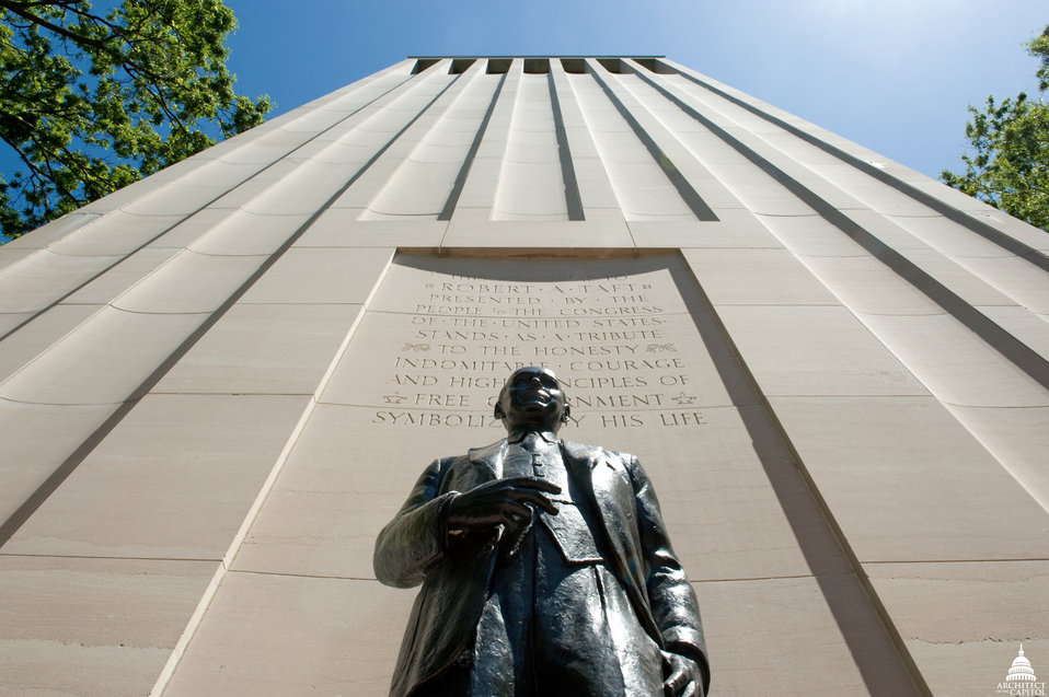 Robert A. Taft Memorial And Carillon