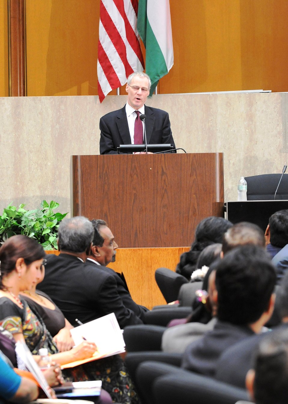 U.S.-India Business Council President Somers Delivers Welcoming Remarks